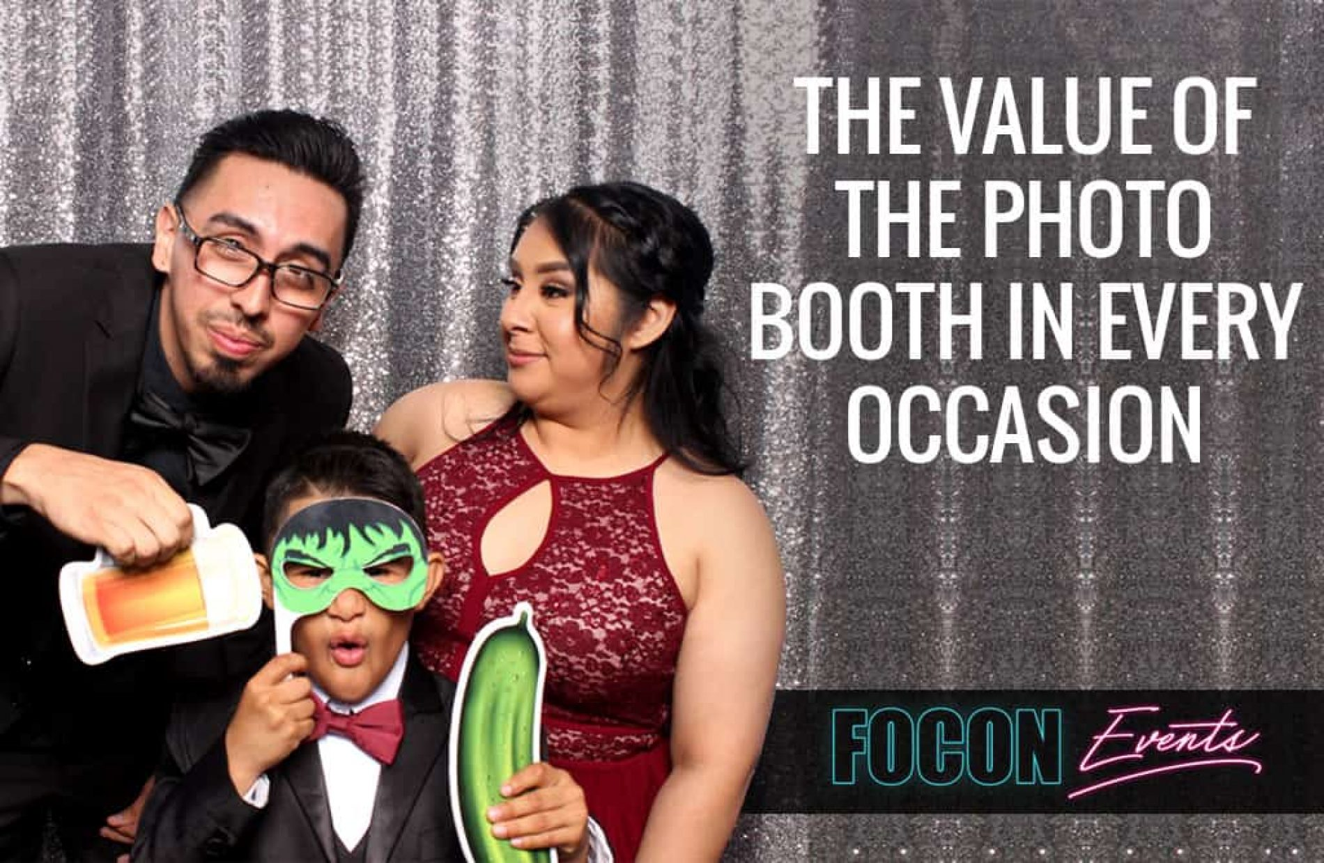 The Value Of Photo Booth In Events- Reasons To Get Photo Booth!