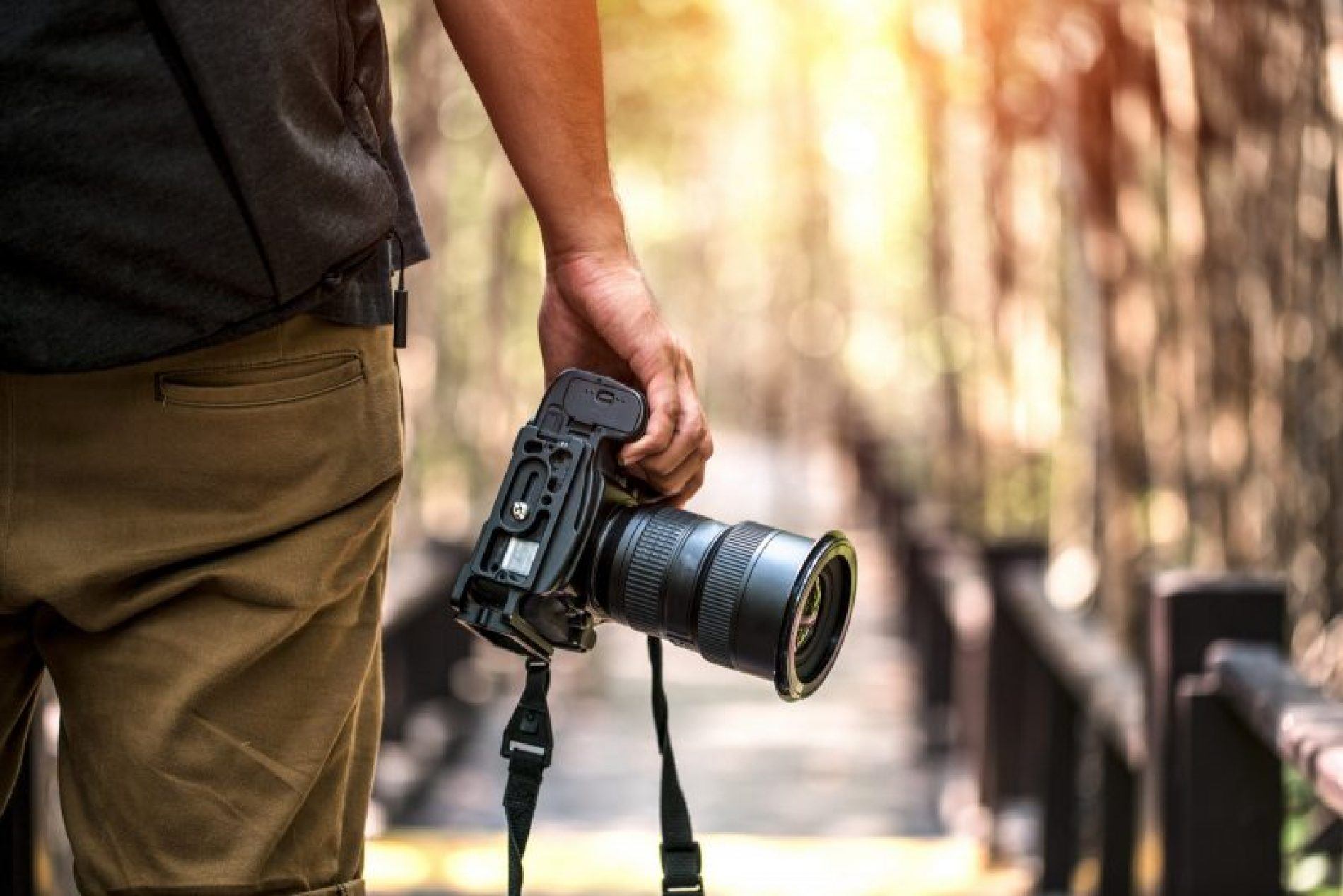 Choose the most professional photographer for your wedding